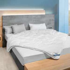4-Jahreszeiten-Bettdecke